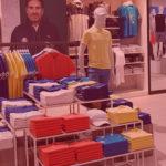 Pop-up stores